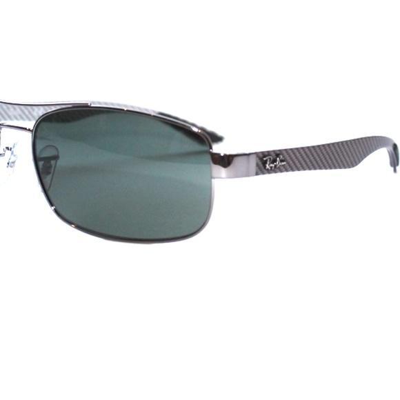 4b5f979fa34 ... eyeglasses ec09e 36fab coupon code for ray ban tech carbon fibre green  classic g 15 40626 d4152 ...